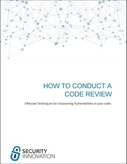 How to Conduct a Code Review